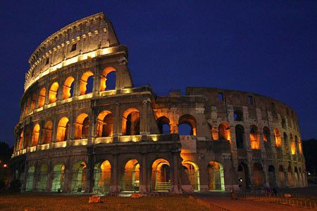 Art et architecture - L'architecture de la Rome antique -