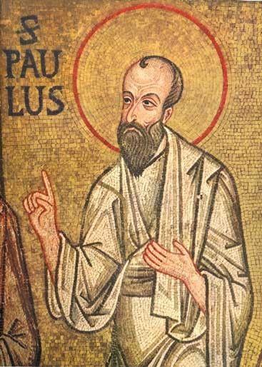 Religions monothéistes - Christianisme - Saint Paul -