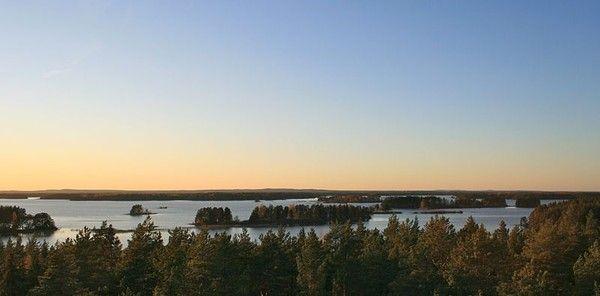 Parcs, réserves... - Färnebofjärden - Présentation -