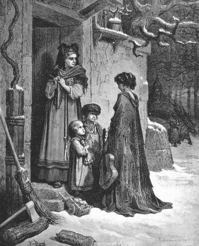 Fables de La Fontaine -Livre I- La Cigale et la Fourmi -