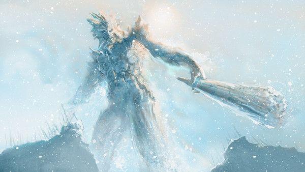Mythologie scandinave-La Genèse-création des mondes