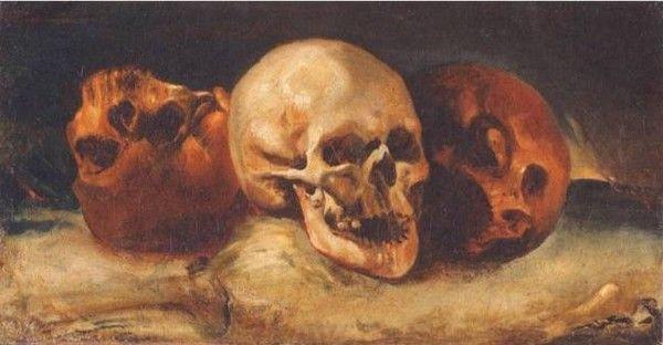 Symboles et symbolique - Le crâne -
