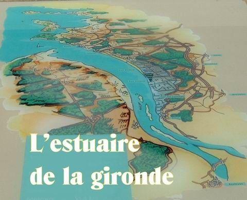 Deltas et estuaires - Estuaire de la Gironde - fin -