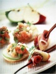 Cuisine - Brochettes - Brochettes sucré-salé