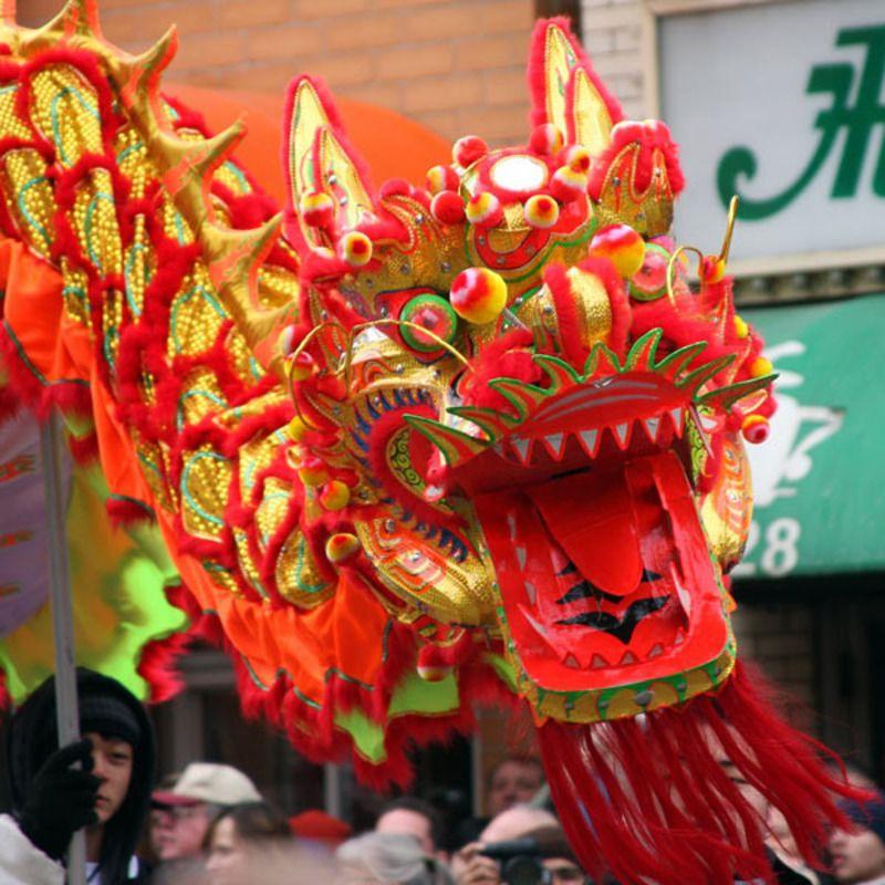 Cryptozoologie mythe ou realite - Comment dessiner un dragon chinois ...