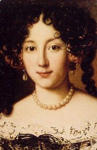 Les Favorites Royales - Marie Mancini, ( Louis XIV)