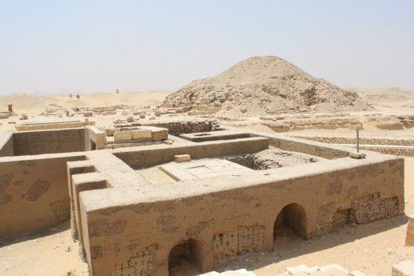 Egypte - La Nécropole de SAQQARAH -