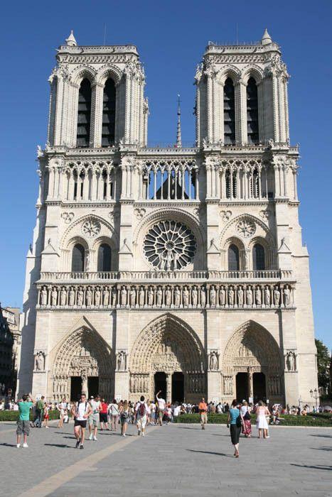 Monuments - Paris - Notre Dame