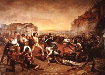 Etats-Unis - Fort Alamo -