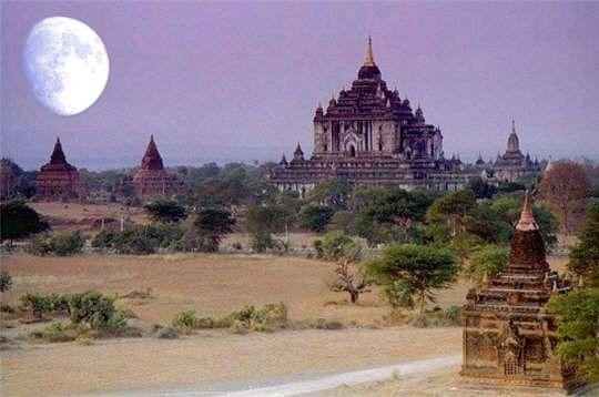 Voyage - La Birmanie - Suite -