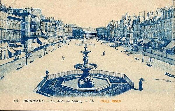 Tourisme et histoire -Bordeaux- Chronologie histoire 4-