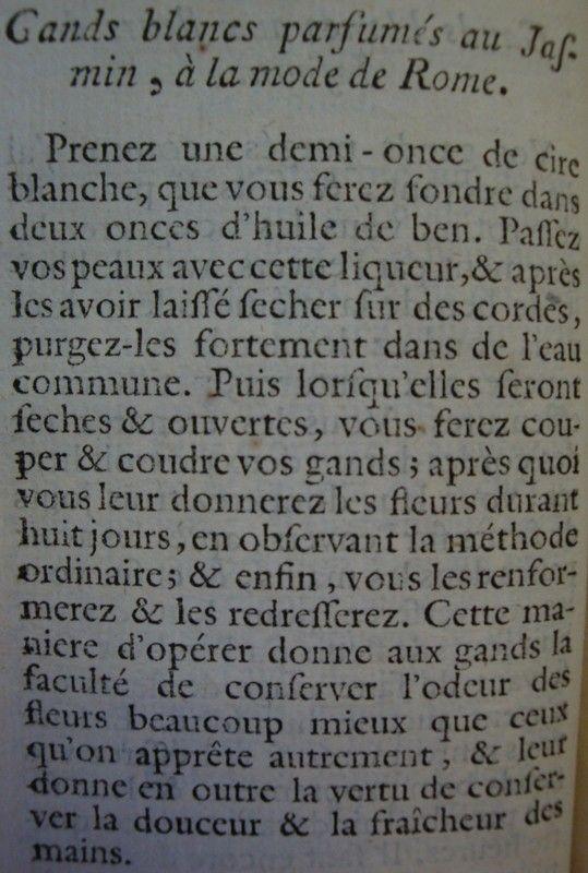 Le Parfum - Le parfum en Europe -