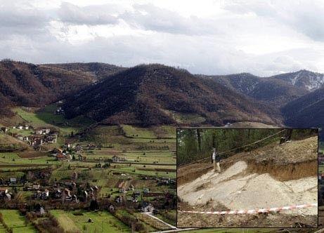 Archéologie - Pyramides de Bosnie