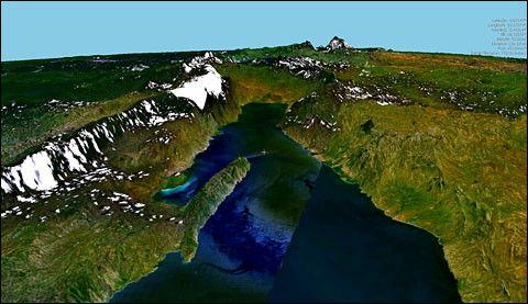 La Terre et son histoire - Rift Valley - 1 -