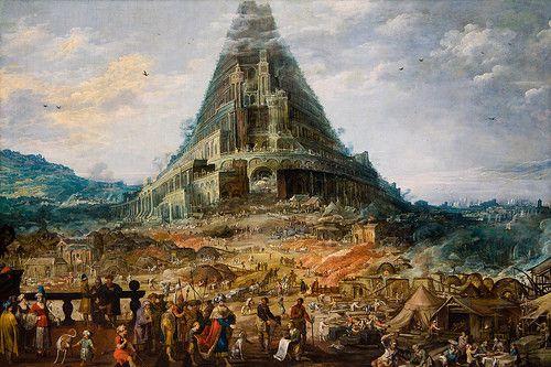 Archéologie - La Tour de Babel -