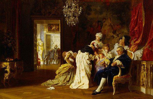 Un jour... une histoire... 16 mai 1770