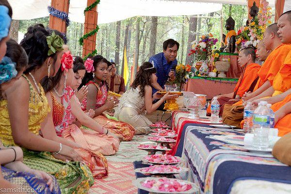Fêtes et traditions - Nouvel An - Chaul Chhnam -