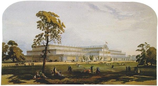 Expositions universelles - Londres - 1851 -