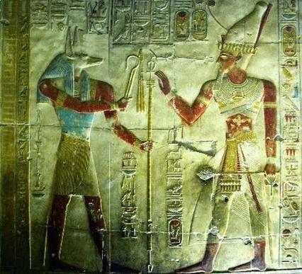 Histoire - Antiquité - Egypte ancienne - Pharaon -