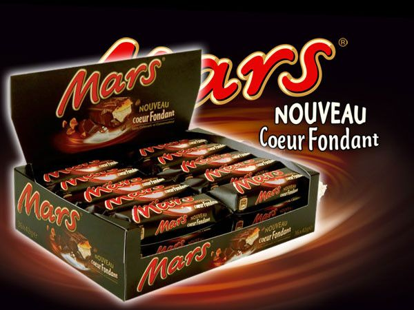 La saga des marques - Mars -