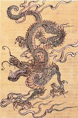 Mythologie chinoise - Animaux -