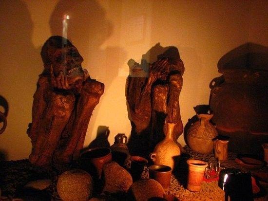 Archéologie - Empire inca - Sacrifices rituels -