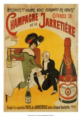Boissons et cocktails - Le champagne -