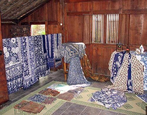 Patrimoine culturel immatériel de l'humanité - Batik -
