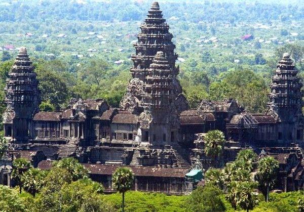 Archéologie - Angkor -