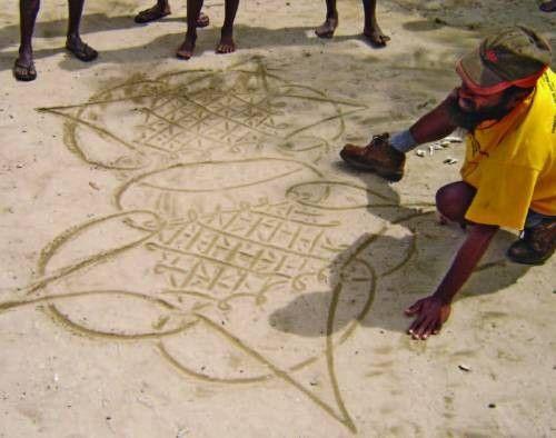 Patrimoine culturel immatériel de l'humanité-Dessins Vanuatu