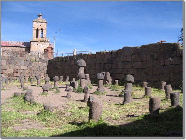 Lacs - Etangs - Le lac Titicaca -