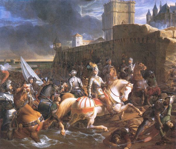 Un jour... une histoire... 3 août 1347