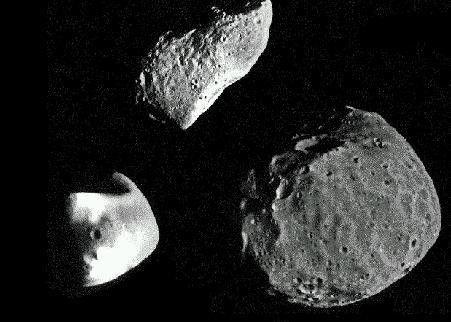 Astronomie - les astéroïdes -