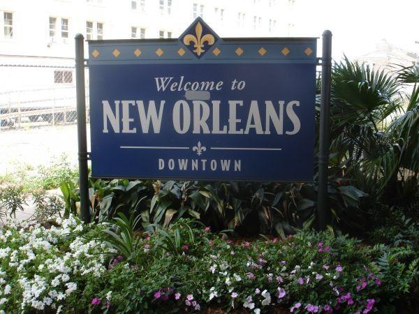 Villes étrangères - la Nouvelle Orléans -