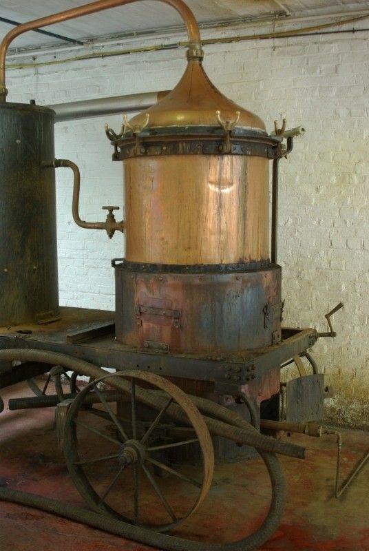 Boissons et cocktails- Petite Histoire du Whisky-