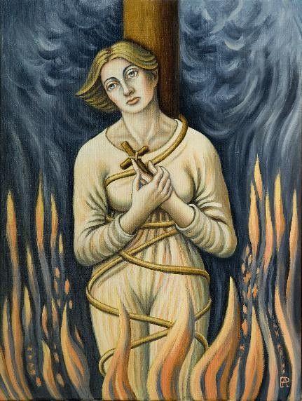 Histoire de Femmes - Jeanne d'Arc -