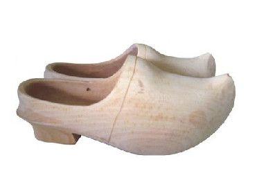 Chaussures et chaussons - Le sabot -