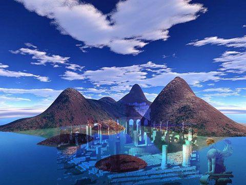 Archéologie - L'Atlantide a-t-elle existé -