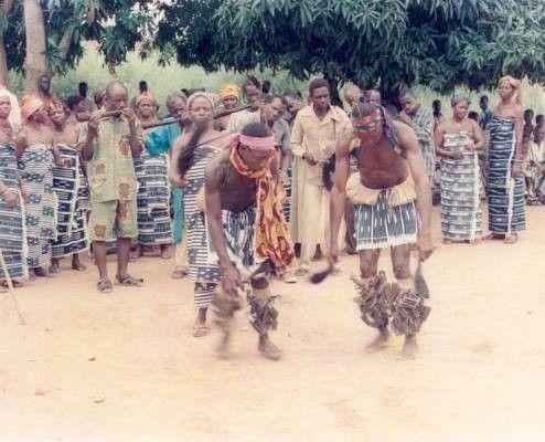 Patrimoine culturel immatériel de l'humanité-Gbofe Afounkaha