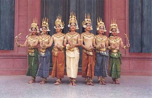 Patrimoine culturel immatériel de l'humanité- Ballet royal -