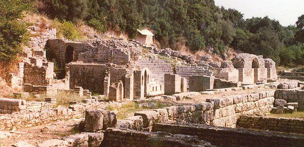 Patrimoine mondial - Butrint -