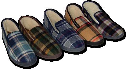 Chaussures et chaussons - Les charentaises -