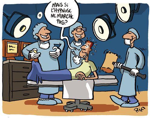 Médecines douces... - L'hypnose -