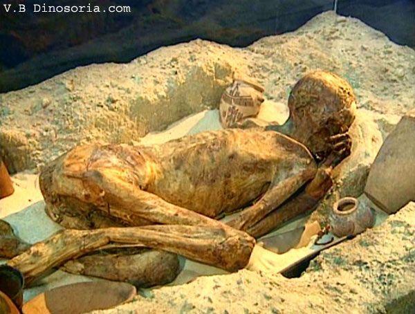 Histoires d'inceste de la momie
