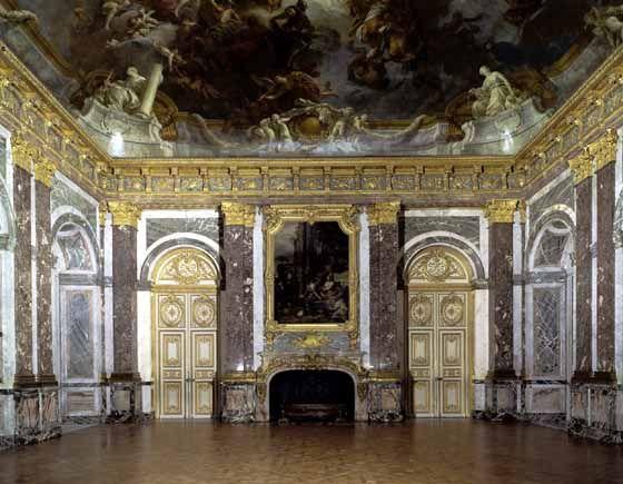 Chateau de versailles le salon d 39 hercule for Le salon chatou