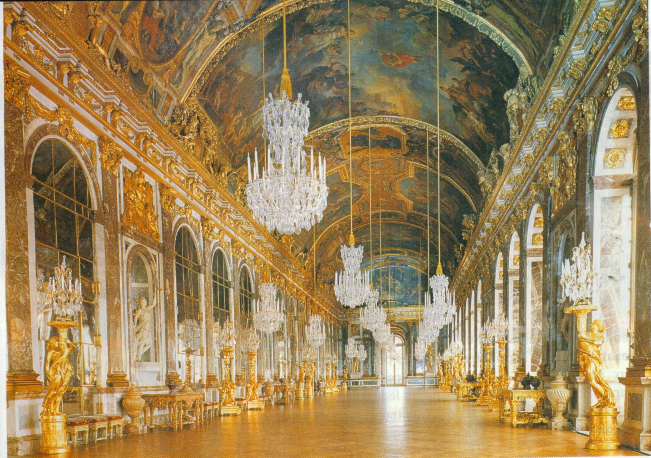 Ut4 versailles concept custom map makers for Versailles paris