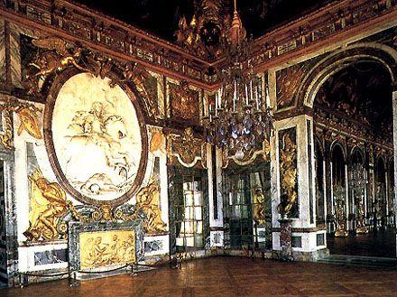 Chateau de versailles page 2 for Salon de versailles