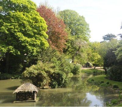 Les villes et leur histoire for Le jardin d alix lille