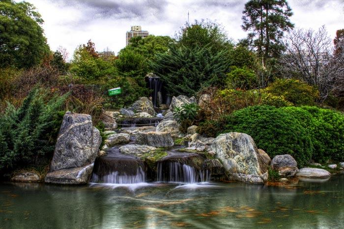 Le s jardin s le jardin japonais for Rocher jardin japonais