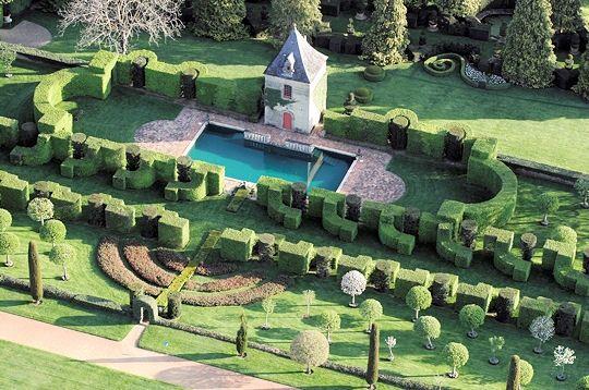 Parcs et jardins les jardins du manoir d 39 eyrignac - Jardins du manoir d eyrignac ...